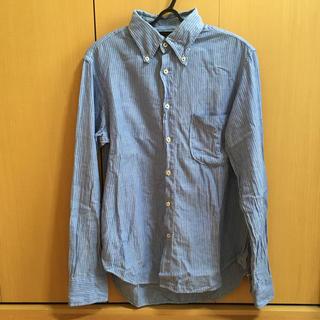 カトー(KATO`)のKATO' ストライプボタンダウンシャツ(シャツ)