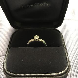 ティファニー(Tiffany & Co.)のTiffany ティファニー リング 指輪 婚約指輪(リング(指輪))