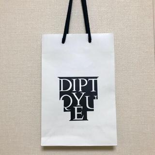 ディプティック(diptyque)のdiptyque ショッパー リボン付(ショップ袋)
