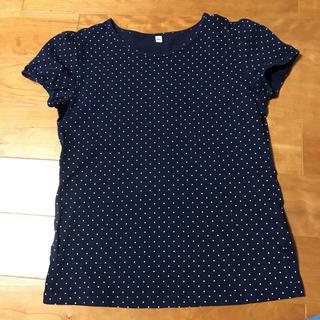 無印 女の子Tシャツ150cm