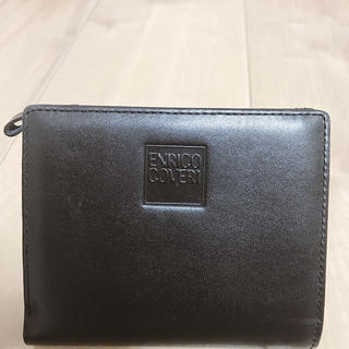 エンリココベリ(ENRICO COVERI)のエンリココベリ ENRICO COVERI 二つ折り財布 未使用品(財布)
