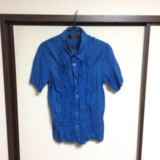 カバンドズッカ(CABANE de ZUCCa)のカバンドズッカ デザインシャツ(シャツ)