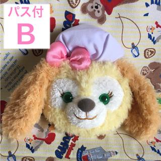ディズニー(Disney)の香港ディズニー クッキー パスケース付き コインケース B♡(コインケース)