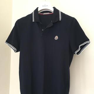 モンクレール(MONCLER)のモンクレール ポロシャツ国内正規品 3連休限定価格(ポロシャツ)