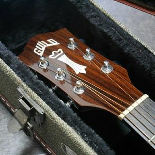 美品 アコースティックギター Guild ハードケース付き おまけ付き