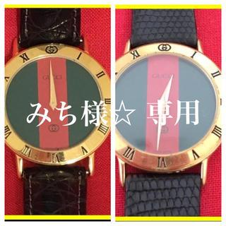 グッチ(Gucci)のGUCCI 3000M ジャンクセット(腕時計(アナログ))