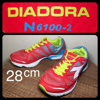 ディアドラ(DIADORA)のDIADORA ランニングシューズ 28cm(シューズ)