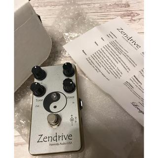 佐藤様専用Hermida Audio Technology GOLD ZEN (エフェクター)
