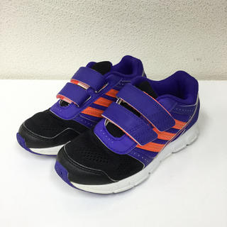 アディダス(adidas)の☆adidas アディダス☆軽量スニーカー ortholite 17㎝(スニーカー)