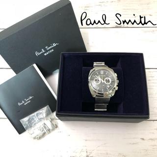 ポールスミス(Paul Smith)のPaul Smith ファイナルアイズ クロノグラフ  腕時計(腕時計(アナログ))