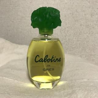 グレカボティーヌ(GRES CABOTINE)のカボティーヌ オードトワレ 100mL(香水(女性用))