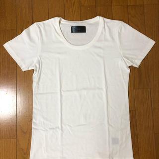 ダブルジェーケー(wjk)の【特価】wjk  HARE ハレ コラボTシャツ 白Tシャツ 無地Tシャツ(Tシャツ/カットソー(半袖/袖なし))