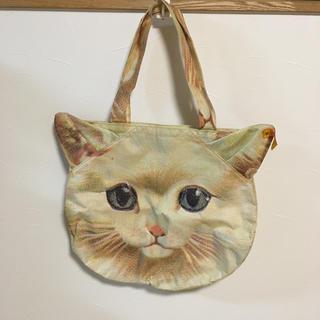 アチャチュムムチャチャ(AHCAHCUM.muchacha)のムチャチャ⇄あちゃちゅむ ねこ 猫 ネコ キャット バッグ かばん(その他)