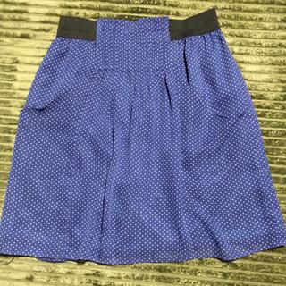 エヌナチュラルビューティーベーシック(N.Natural beauty basic)の15日まで最安値セール!ナチュラルビューティーベーシックの可愛いスカート♡(ミニスカート)