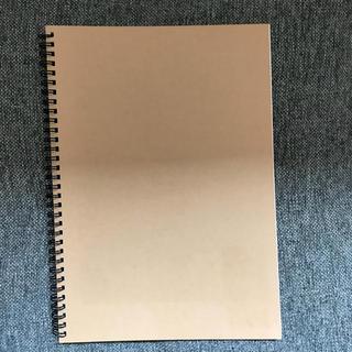 ムジルシリョウヒン(MUJI (無印良品))のスケッチブック(スケッチブック/用紙)