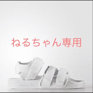 adidas - アディダス adidas アディレッタ サンダル 正規品