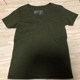 MUJI (無印良品) - 無印 ポケット Tシャツ S