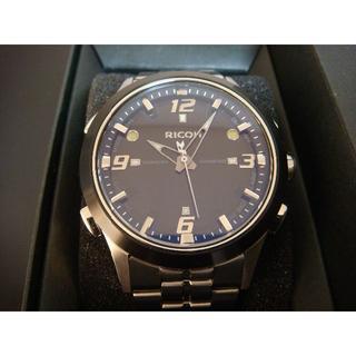 リコー(RICOH)のRICOH 腕時計 シュルードリマインダー(腕時計(アナログ))