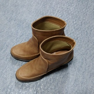 サヤラボキゴシ(SAYA / RABOKIGOSHI)のSAYA  RABOKI ECONO ショートブーツ レインブーツ(レインブーツ/長靴)