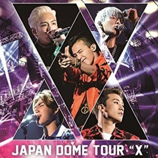 "BIGBANG - BIGBANG  JAPAN DOME TOUR ""X"" 2014-2015"