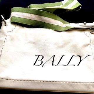 Bally - バリー ショルダーバック 斜めがけバッグ メッセンジャーバック バック