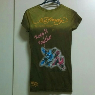 エドハーディー(Ed Hardy)のEd  Hardy エドハーディ Tシャツ(Tシャツ(半袖/袖なし))