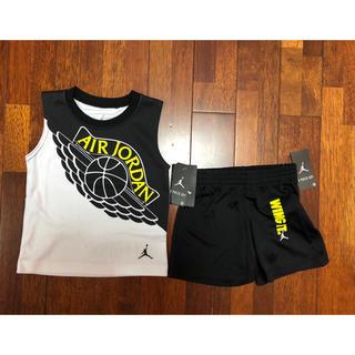 ナイキ(NIKE)のジョーダンセットアップ☆新品タグ付き(Tシャツ/カットソー)