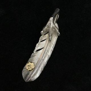 銀爪フェザー(ネックレス)