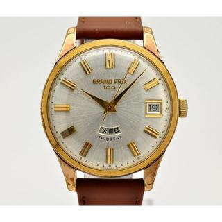 オリエント(ORIENT)の★オリエント グランプリ grand prix 100石 腕時計 自動巻き(腕時計(アナログ))