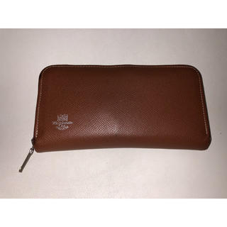 ホワイトハウスコックス(WHITEHOUSE COX)のホワイトハウスコックス型番:S2622(ブラウン)(長財布)