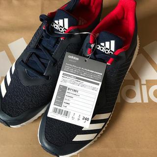 アディダス(adidas)の新品  フォルタラン  スニーカー  お買い得(スニーカー)