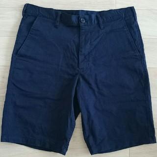 ジーユー(GU)の紺色半ズボン(その他)