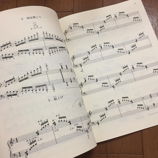 バーナム ピアノ テクニック