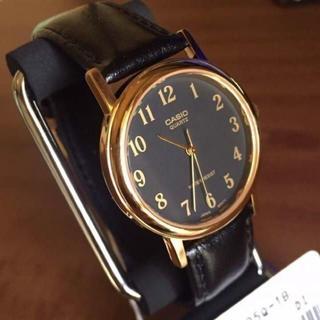 カシオ(CASIO)の新品✨カシオ CASIO クオーツ メンズ 腕時計 MTP-1095Q-1B(腕時計(アナログ))