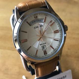カシオ(CASIO)の新品✨カシオ CASIO クオーツ 腕時計 MTP-1381L-9A(腕時計(アナログ))
