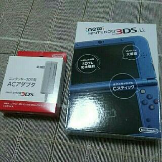 ニンテンドウ(任天堂)のnew 3dsll 美品❗ NO.①(携帯用ゲーム本体)
