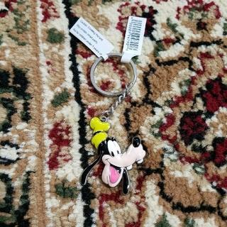 Disney - カリフォルニア ディズニーランド グーフィーキーホルダー