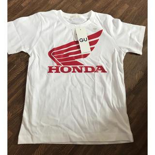 ジーユー(GU)の新品未使用 ホンダ Tシャツ キッズ 120(Tシャツ/カットソー)