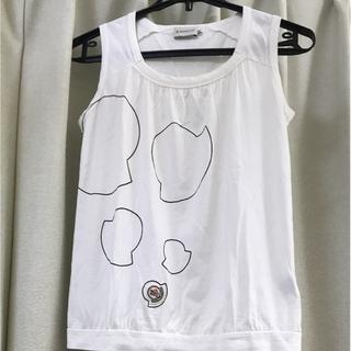 モンクレール(MONCLER)の国内正規品 モンクレール レディース ノースリーブ Tシャツ トップス (Tシャツ(半袖/袖なし))