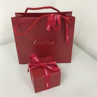 カルティエ(Cartier)のCartier の空箱 袋(ショップ袋)