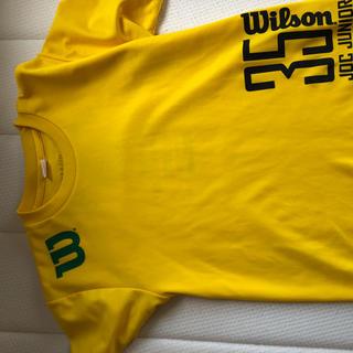 ウィルソン(wilson)のウィルソンTシャツ M(バドミントン)