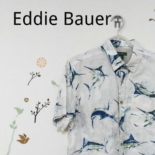 エディーバウアー(Eddie Bauer)のエディバウアー  アロハシャツ(シャツ)