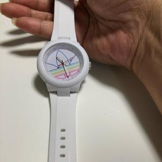 アディダス(adidas)のアディダス 腕時計 大幅お値下げ まもなく削除です(腕時計)
