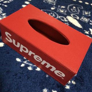 シュプリーム(Supreme)のシュプリーム ティッシュBOX(ティッシュボックス)