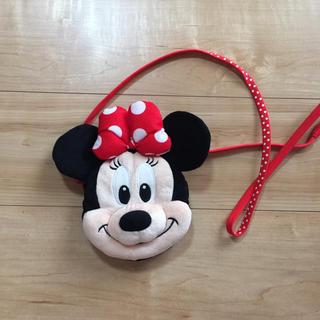 ディズニー(Disney)のパスケース ミニー(名刺入れ/定期入れ)