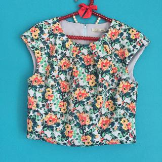 アウラアイラ(AULA AILA)のAULA AILA アウラアイラ トップス(Tシャツ(半袖/袖なし))