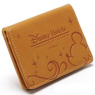 ディズニー(Disney)の非売品■ディズニーホテル限定パスケース(パスケース/IDカードホルダー)