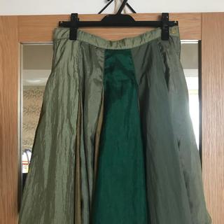 ゴートゥーハリウッド(GO TO HOLLYWOOD)のゴートゥーハリウッドフレアスカート(ひざ丈スカート)