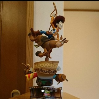 ディズニー(Disney)のトイ・ストーリーのフィギュア(置物)