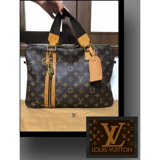 LOUIS VUITTON - ルイヴィトン サックボスフォール ビジネスバッグ